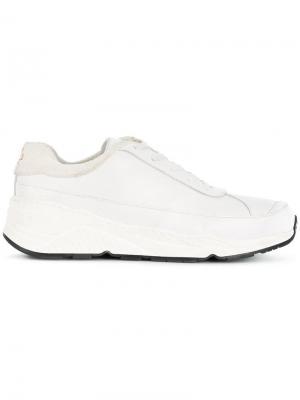 Classic low-top sneakers A.F.Vandevorst. Цвет: белый