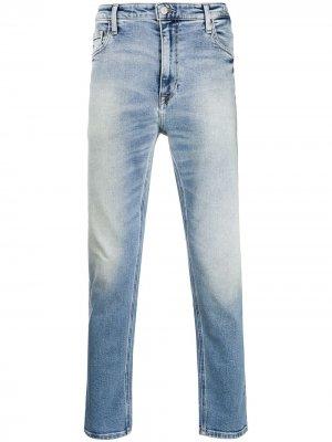 Джинсы прямого кроя Tommy Jeans. Цвет: синий