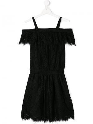 TEEN Jemina dress Little Remix. Цвет: черный