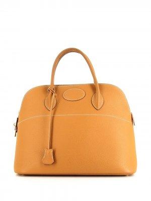 Большая сумка-тоут Bolide pre-owned Hermès. Цвет: нейтральные цвета