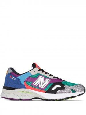 M920MM low-top sneakers New Balance. Цвет: зеленый