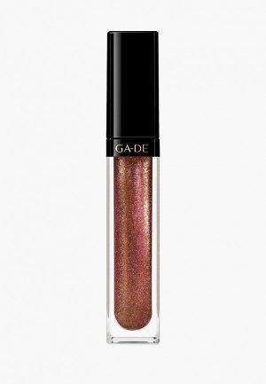 Блеск для губ Ga-De. Цвет: коричневый
