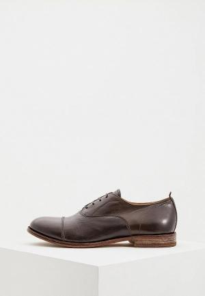 Туфли Moma. Цвет: коричневый
