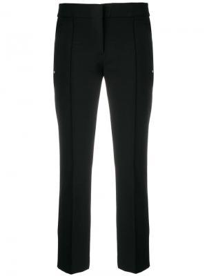Укороченные брюки Sport Max Code. Цвет: черный