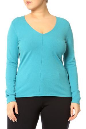 Пуловер Riani. Цвет: голубой