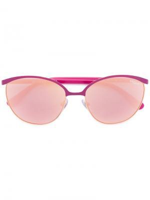 Солнцезащитные очки Vogue Eyewear. Цвет: розовый