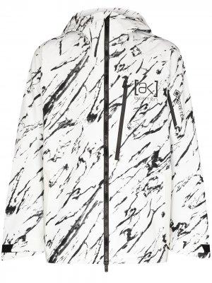 Куртка Cyclic GORE-TEX Burton AK. Цвет: белый