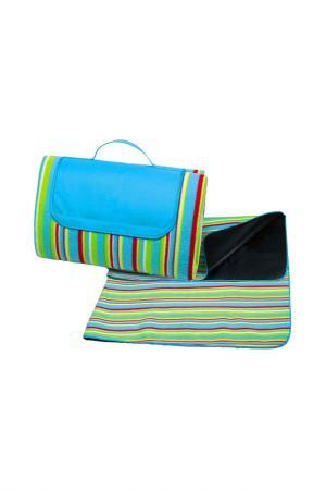 Коврик для пикника GREEN GLADE. Цвет: голубой