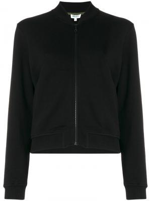 Куртка-бомбер Tiger Kenzo. Цвет: черный