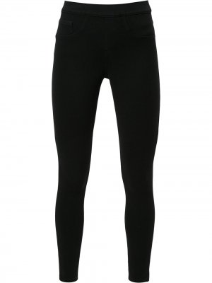 Jean-ish Ankle leggings Spanx. Цвет: черный