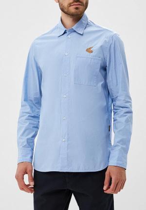 Рубашка Vivienne Westwood Anglomania. Цвет: голубой