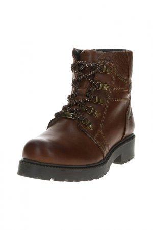 Ботинки DOCKERS BY GERLI. Цвет: светло-коричневый