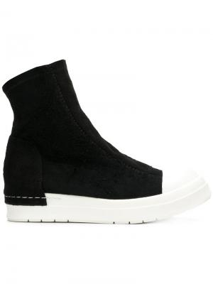 Skin 796 sneakers Cinzia Araia. Цвет: черный