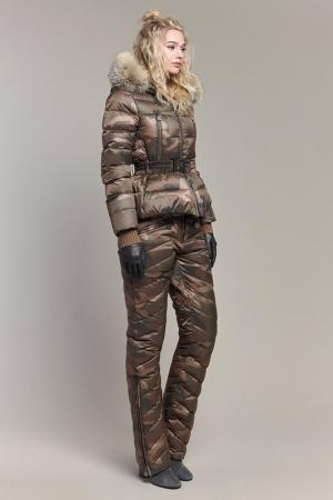 Куртка Naumi. Цвет: принт армейский