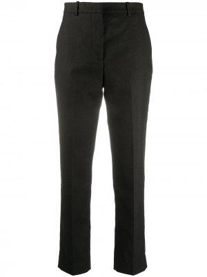 Зауженные брюки строгого кроя Aspesi. Цвет: черный