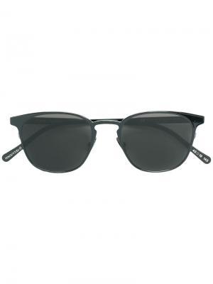 Square shape sunglasses Paco Rabanne. Цвет: черный