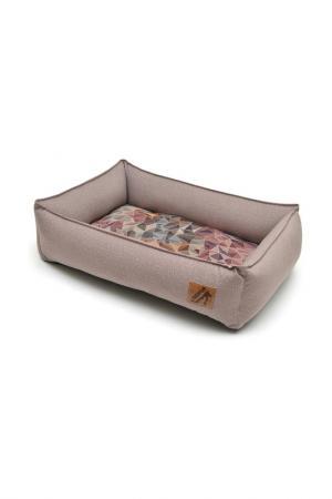 Лежанка для животных 60х45 см BEDFOR. Цвет: бежевый