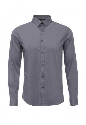 Рубашка Celio. Цвет: серый