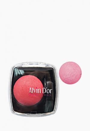 Румяна Alvin Dor D'or. Цвет: розовый