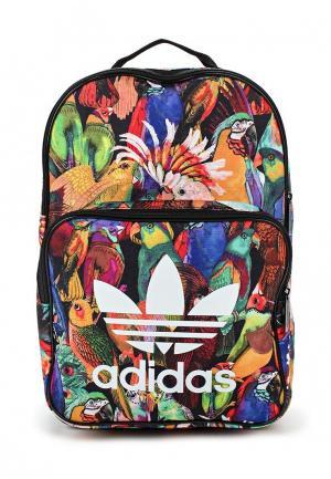 Рюкзак adidas Originals. Цвет: разноцветный
