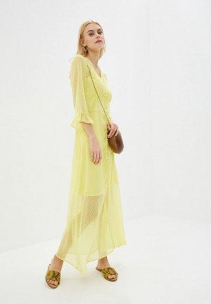 Платье Y.A.S. Цвет: желтый