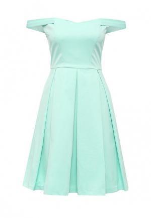 Платье Befree. Цвет: мятный