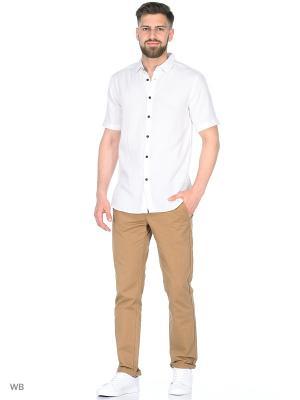 Рубашка ANERKJENDT. Цвет: белый
