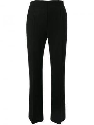 Расклешенные брюки Marni. Цвет: черный