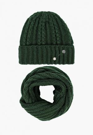 Комплект TrendyAngel. Цвет: зеленый