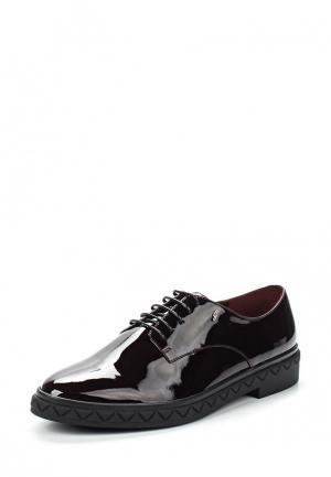 Ботинки Antonio Biaggi. Цвет: бордовый