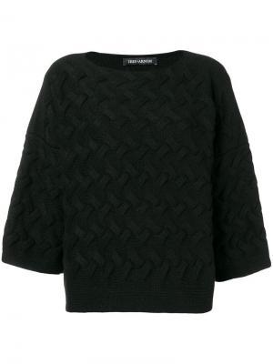 Arctic sweater Iris Von Arnim. Цвет: черный