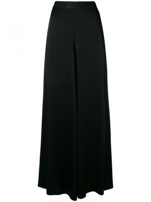 Wide leg trousers A.L.C.. Цвет: черный