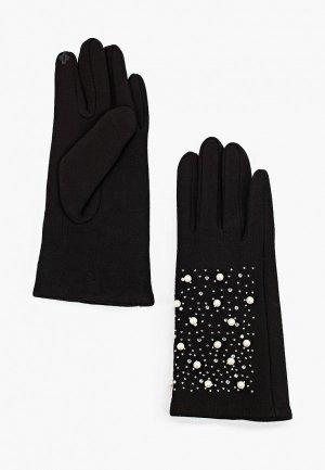 Перчатки Aldo. Цвет: черный