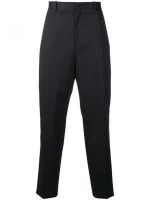 Straight leg trousers Wooyoungmi. Цвет: серый