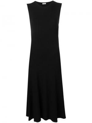 Zinilli midi dress By Malene Birger. Цвет: черный