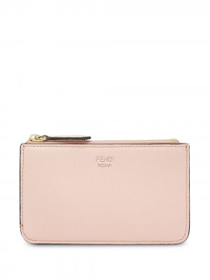 Футляр для ключей Fendi. Цвет: розовый