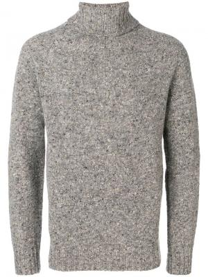 Howlin свитер с высоким воротом Howlin'. Цвет: серый