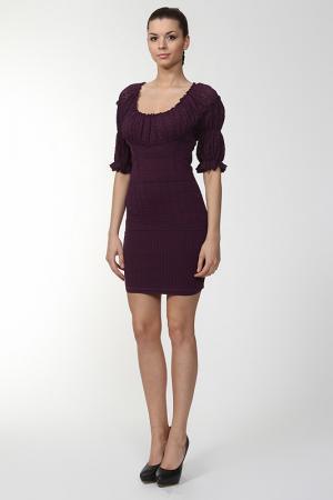 Платье Catherine Malandrino. Цвет: фиолетовый