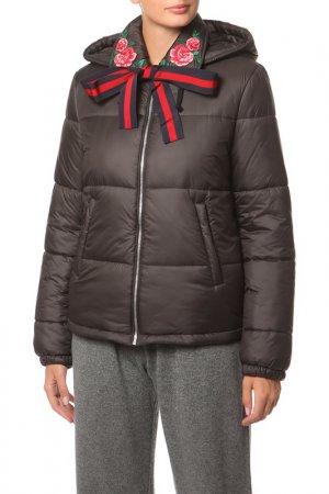 Куртка Gucci. Цвет: черный