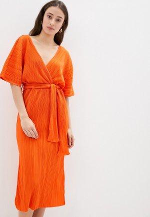Платье Y.A.S. Цвет: оранжевый