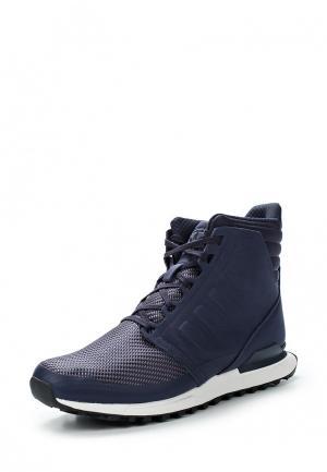 Ботинки adidas Originals. Цвет: синий