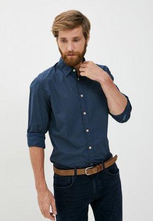 Рубашка Marc OPolo O'Polo. Цвет: синий