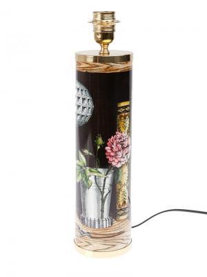 Основание для лампы Fornasetti. Цвет: разноцветный