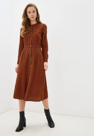 Платье BlendShe. Цвет: разноцветный
