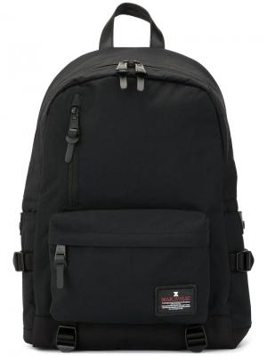 Рюкзак на молнии Jade F.M. Evolution Makavelic. Цвет: черный