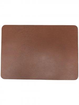Коврик для мышки A4 Isaac Reina. Цвет: коричневый