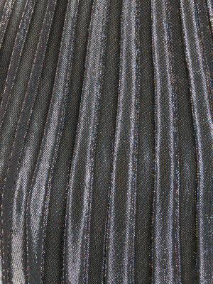 Плиссированный топ Christopher Kane. Цвет: разноцветный