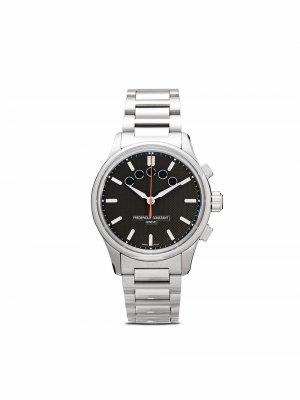 Наручные часы Yacht-Timer Regatta Countdown 42 мм Frédérique Constant. Цвет: серый