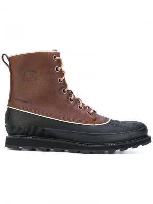 Ботинки Madison 1964 Waterproof Sorel. Цвет: коричневый