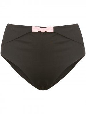 Плавки бикини Zizi Morgan Lane. Цвет: черный